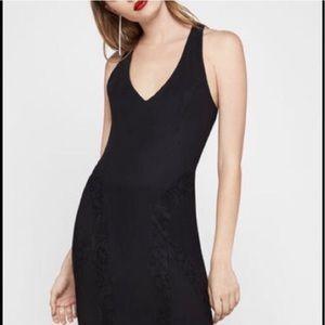 BCBGeneration maxi black dress NWT